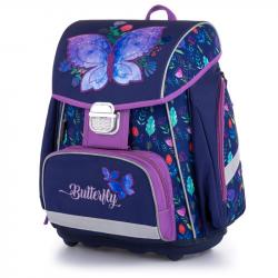 Plecak szkolny PREMIUM Butterfly