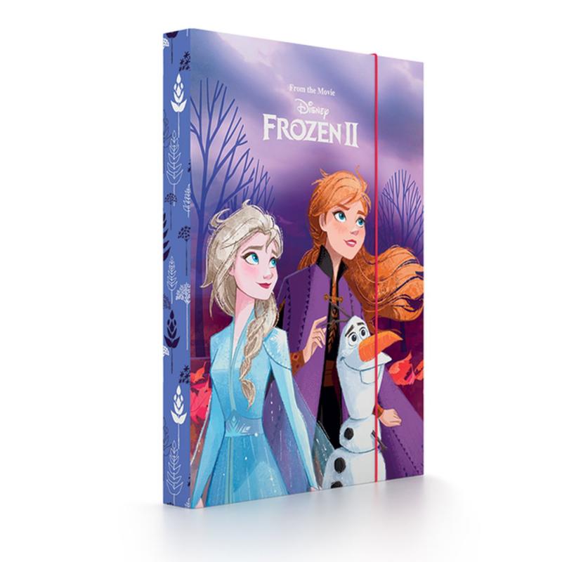 Box na zošity A5 Frozen