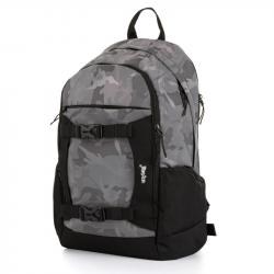 Plecak studencki OXY Zero szary
