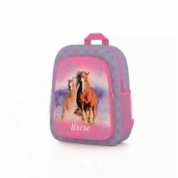 Batoh detský predškolský kôň