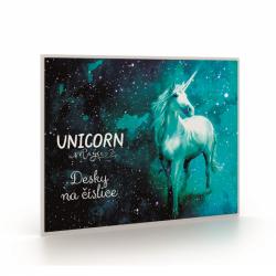 Dosky na číslice Unicorn 1