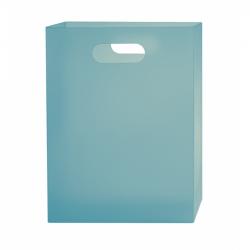 Box na sešity A4 PP Opaline Frosty modrá
