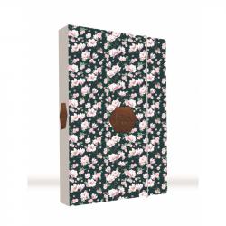 Pudełko na notesy A4 magnolia