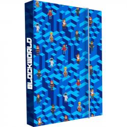 Box na zošity A4 Jumbo Oxy Style Mini blockworld
