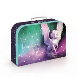 Kufrík lamino 34 cm Unicorn