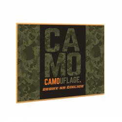 Dosky na číslice Camo