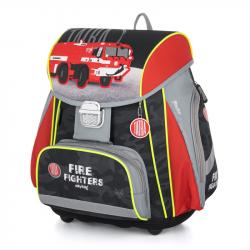 Plecak szkolny PREMIUM Tatra - strażacy