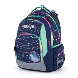 Plecak szkolny OXY Style Mini Unicorn wzór