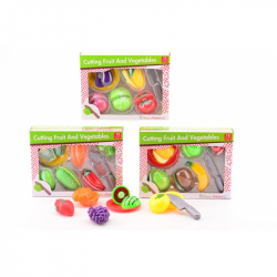 Magnetické krájení ovoce a zelenina