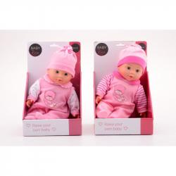 Panenka miminko s měkkým tělíčkem 30 cm