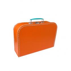 Kufr dětský 30cm oranžový