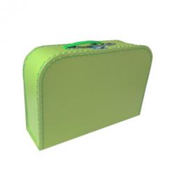 Kufr dětský 30cm zelený