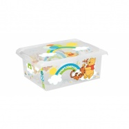 Box na hračky Medvídek PÚ - 10 l