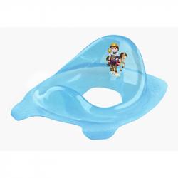 Adaptér - tréningové sedátko na toaletu Little Prince - modrá