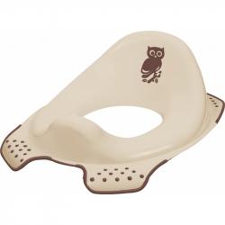 Keeeper Adaptér - tréningové sedátko na toaletu Forest - hnedý