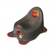 Nočník Cars s protišmykovou úpravou - grafit