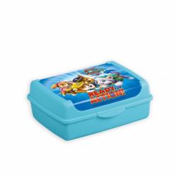 Desiatový box Paw Patrol 1 l - modrý