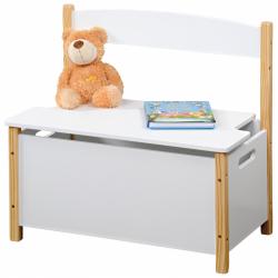 Dětská lavice s úložným prostorem Scandi