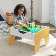 KidKraft Hrací stôl 2v1 s príslušenstvom
