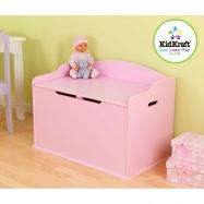 KidKraft - Box na hračky Austin - růžový