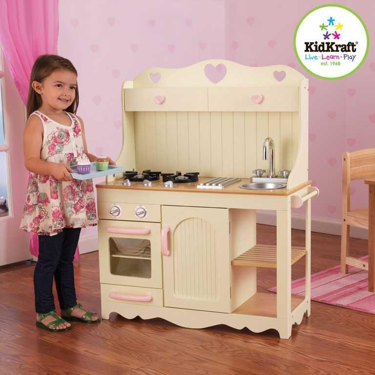 Kuchnia dla dzieci drewniana KidKraft Prairie