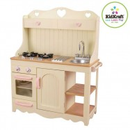 Dřevěné hračky - KidKraft Kuchyňka Prairie