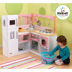Drevené hračky - KidKraft Kuchynka grand gourmet