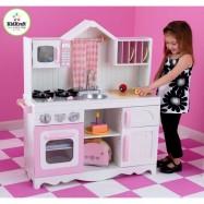 Dřevěné hračky - KidKraft Kuchyňka Country