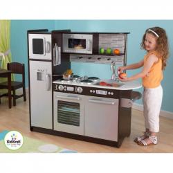 Drevené hračky - KidKraft Kuchynka UPTOWN ESPRESSO