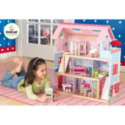 KidKraft domček pre bábiky Chelsea