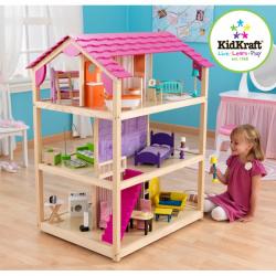 KidKraft domček pre bábiky So Chic