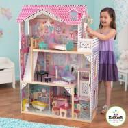 Dřevěné hračky - KidKraft domeček pro panenky Annabelle