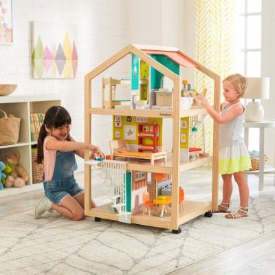 KidKraft Štýlový otvorený domček pre bábiky