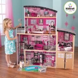 KidKraft domček pre bábiky Sparkle Mansion