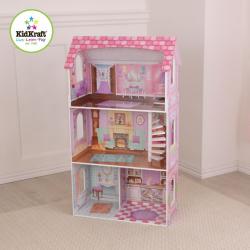 KidKraft Gemma domček pre bábiky vrátane nábytku