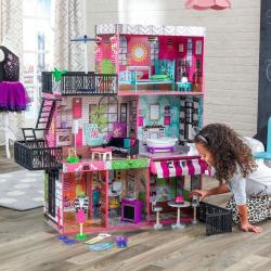 KidKraft Domček pre bábiky Brooklyn 's Loft