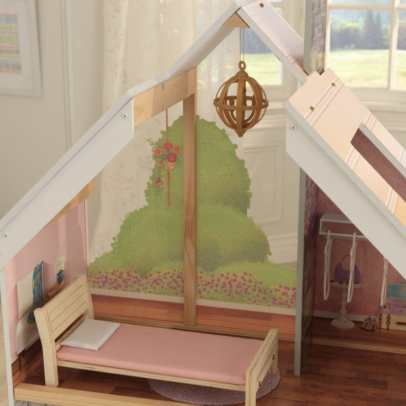 KidKraft Dřevěný domeček Zoey
