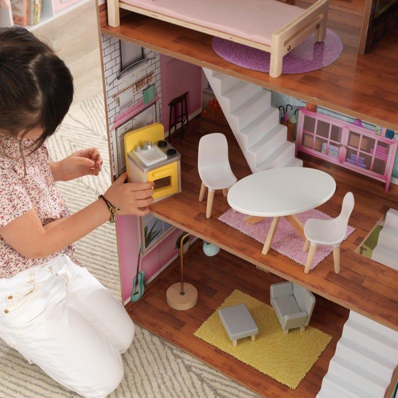 KidKraft Dřevěný domeček Juliette