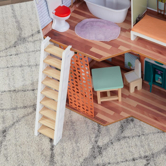 KidKraft Dřevěný domeček Marlow