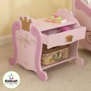 KidKraft stoleček Princess - princezna