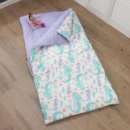 KidKraft - Dětský spací pytel - Mořské palmy
