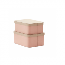 Krabica 2 ks Pink