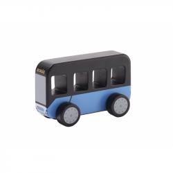 Autobus Aiden dřevěný