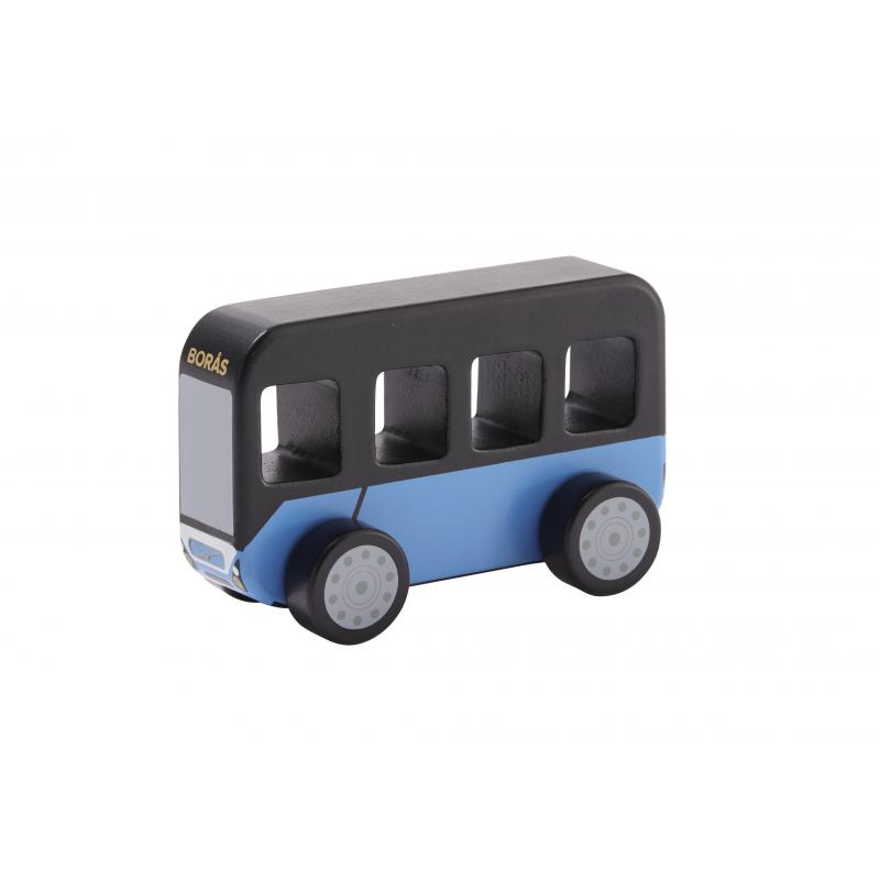 Autobus Aiden drevený