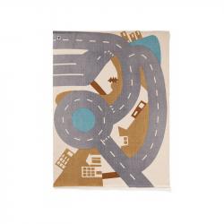 Koberec město Aiden 130 x 170 cm