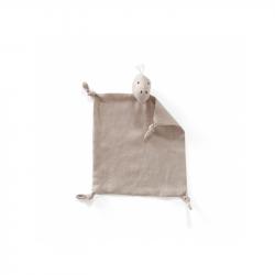 Muchláček plátený Neo Dino Beige
