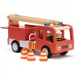 Hasičský náklaďák Aiden dřevěný