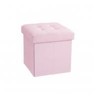 Úložný taburet Pink