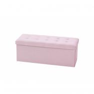 Úložná lavice Pink