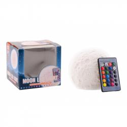 Model Mesiaca svietiace s diaľkovým ovládaním